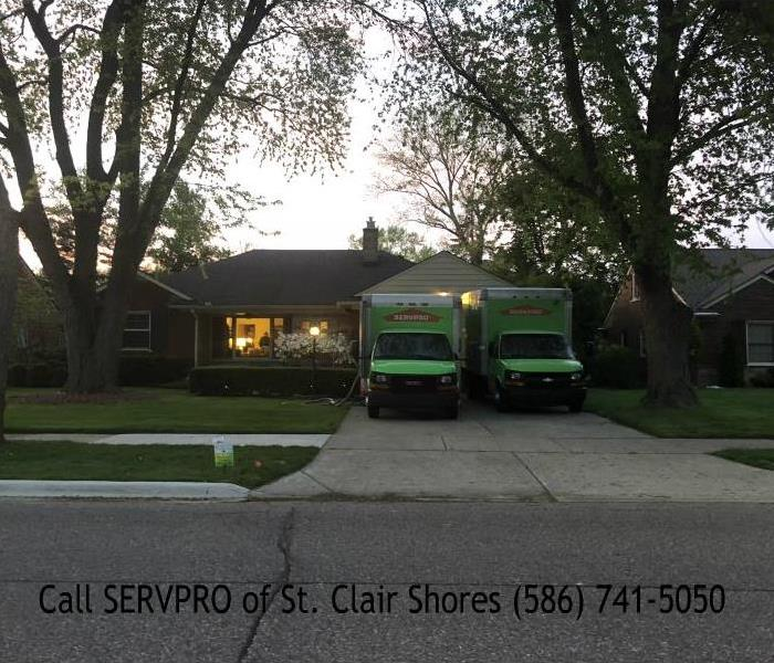 SERVPRO of St  Clair Shores Gallery Photos
