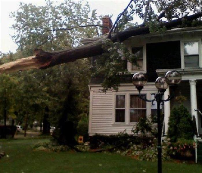 Storm Damage Macomb County and our Severe Storms