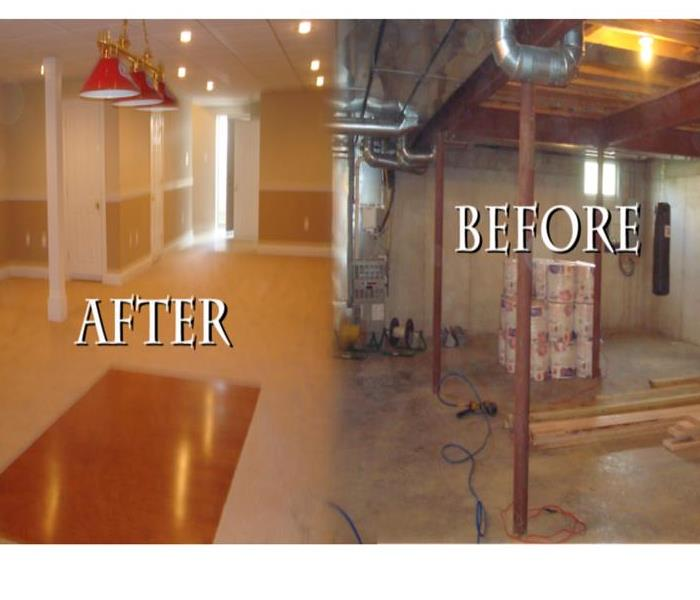Water Damage 10 Things You Must Know: Finishing a Basement