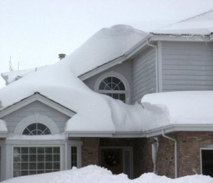 Water Damage Snow Removal Tips