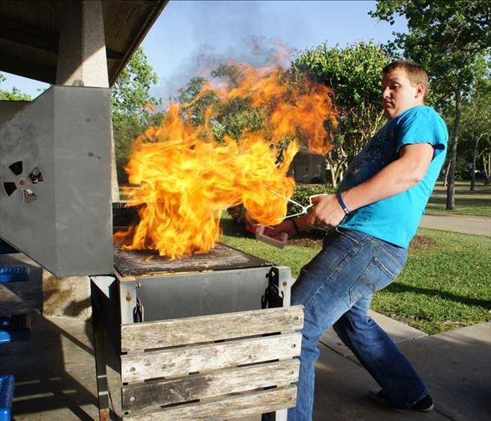 Fire Damage BBQ Safety Tips & Tricks
