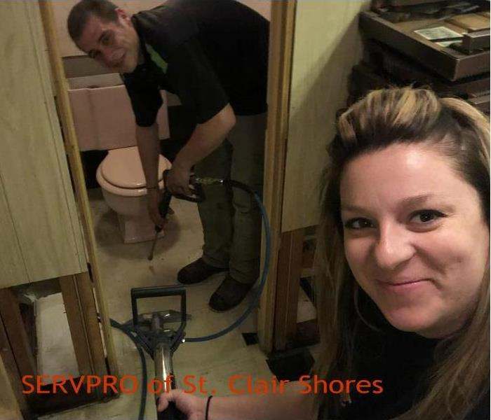 Why SERVPRO Why SERVPRO of St. Clair Shores? Local Water Damage Specialists