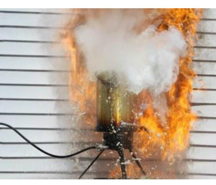 Fire Damage Thanksgiving Day Safety Tips