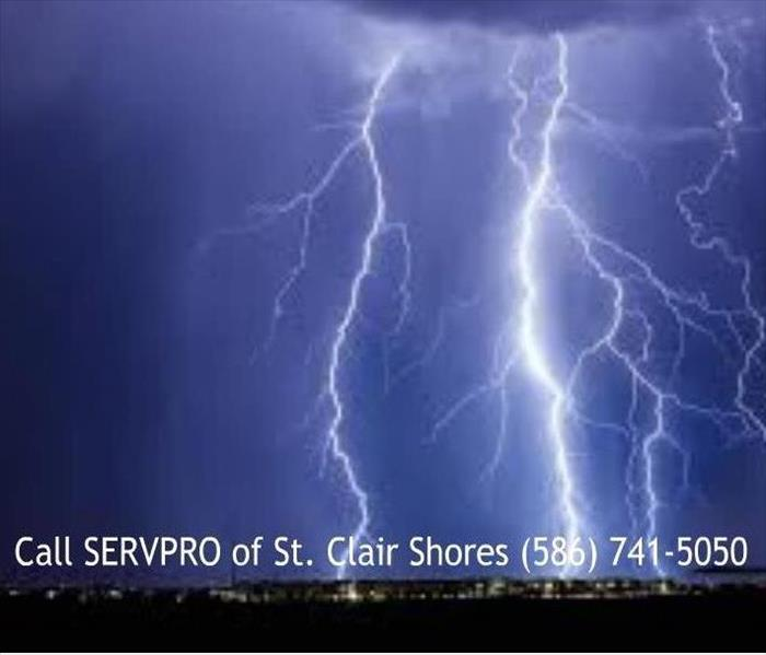 Storm Damage Thunderstorms & Lightning - Are You Prepared?