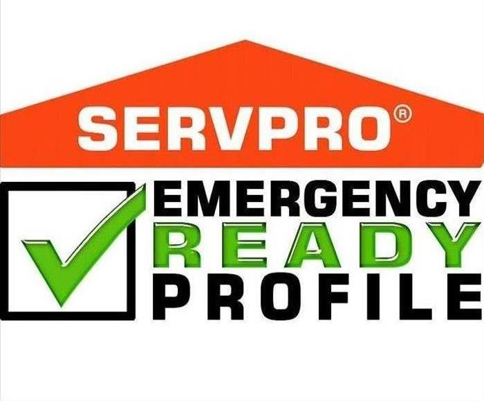 servpro logo and words emergency plan
