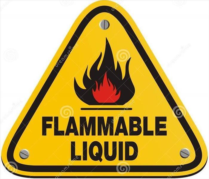 Fire Damage 8 Flammable Liquids Lying Around Your House