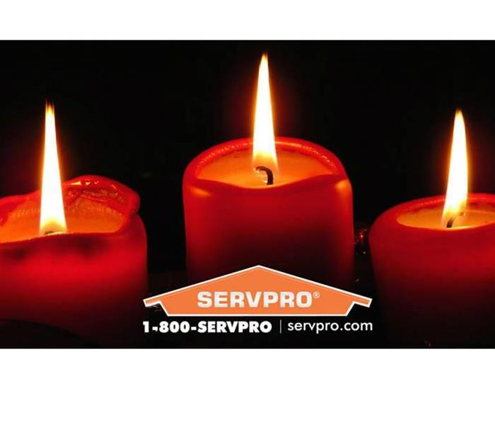 Fire Damage Candle safety for a safe Halloween/Thanksgiving Season