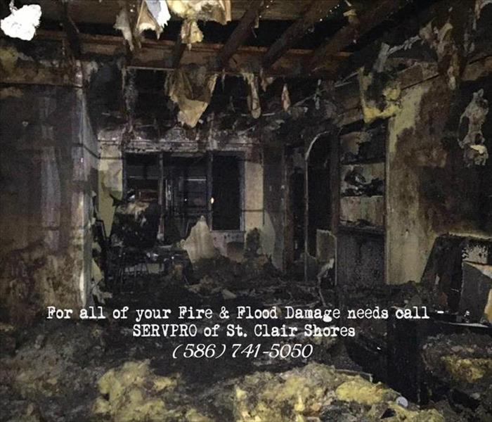 Fire Damage Do you know what to do if your cooking oil catches fire?