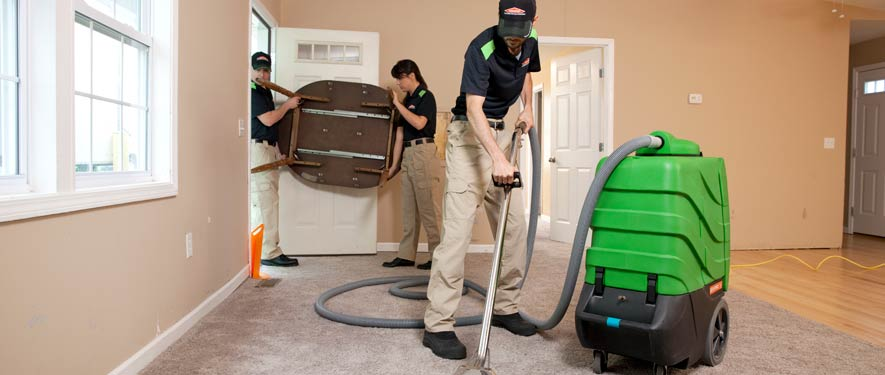 St Clair Shores, MI residential restoration cleaning